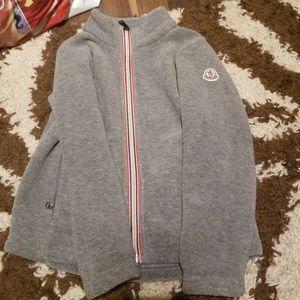 Moncler fleece jacket